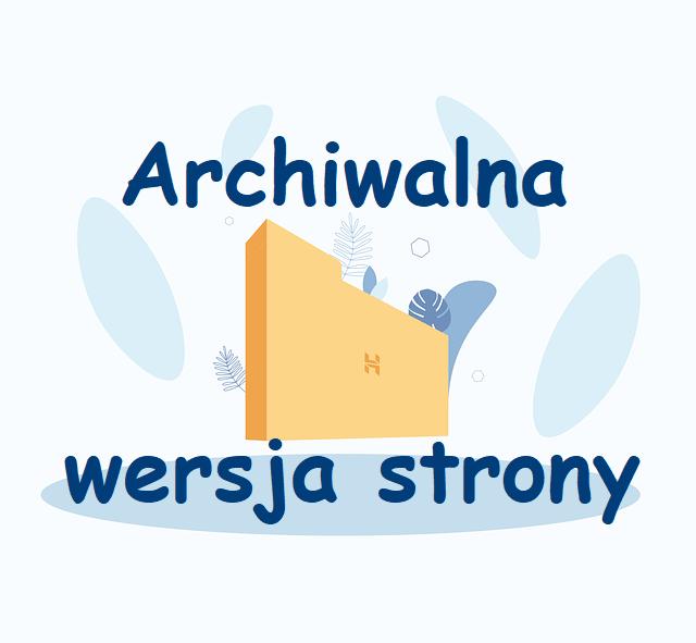 Archiwalna strona